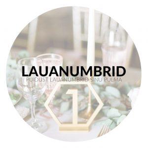 Lauanumbrid